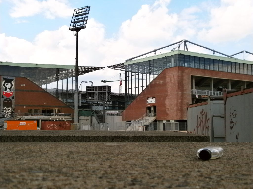 Millerntor, FC St. Pauli