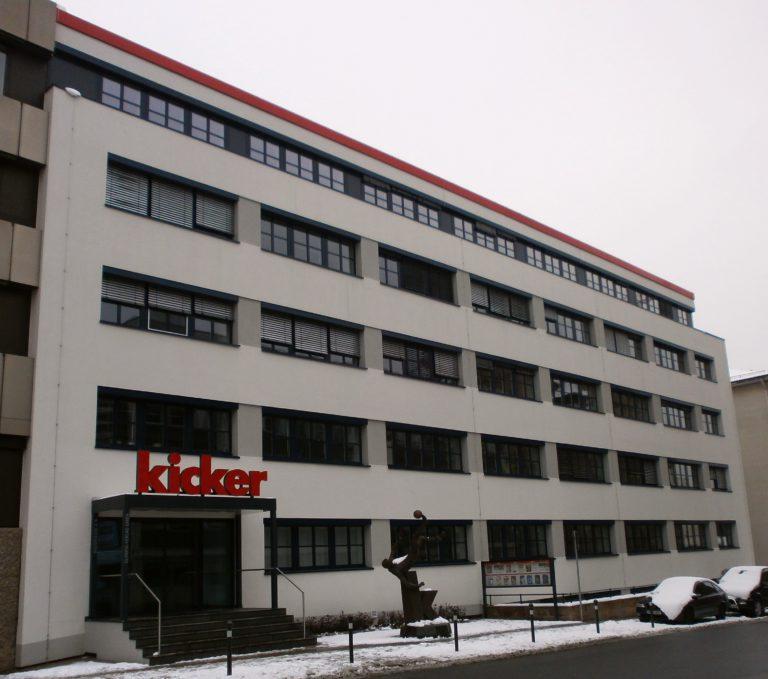 Kicker-Redaktion, Nürnberg