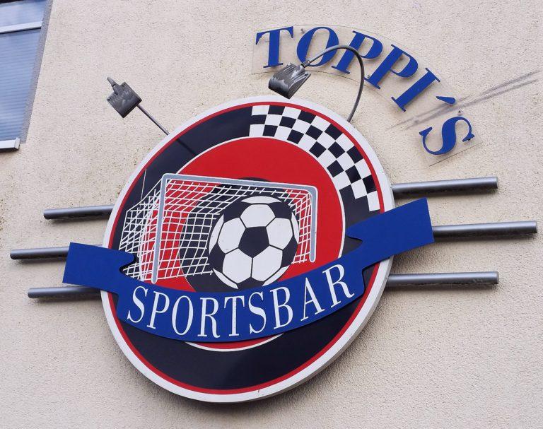 Toppi's Sportsbar, Rivenich an der Mosel