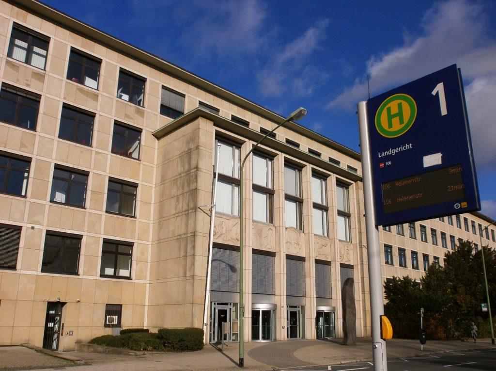 Landgericht, Essen