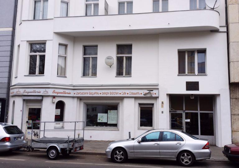 Wohnhaus Sepp Herberger, Berlin