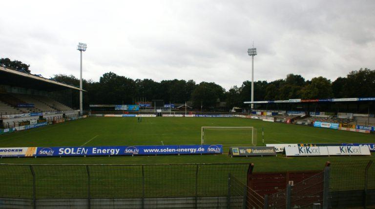 Schreckgespenst Fußballstadt Meppen