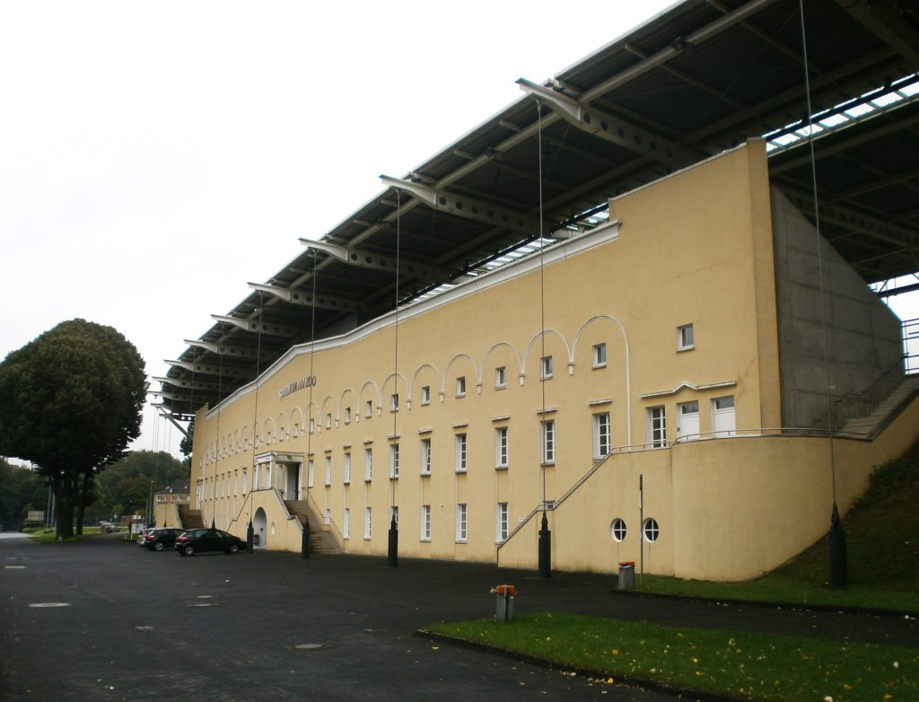 Stadion Zoo, Wuppertal