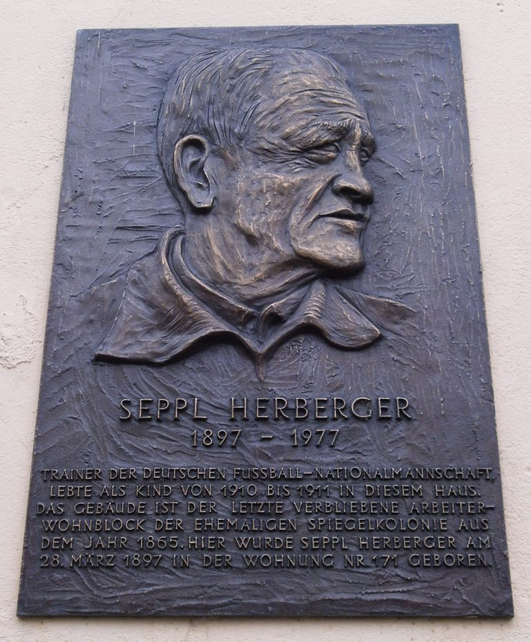Geburtshaus Sepp Herberger, Mannheim