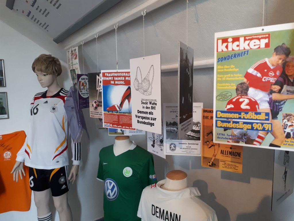 Fußballmuseum, Springe