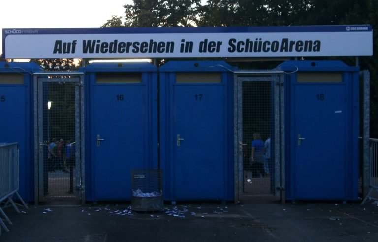 Stadion Alm, Bielefeld