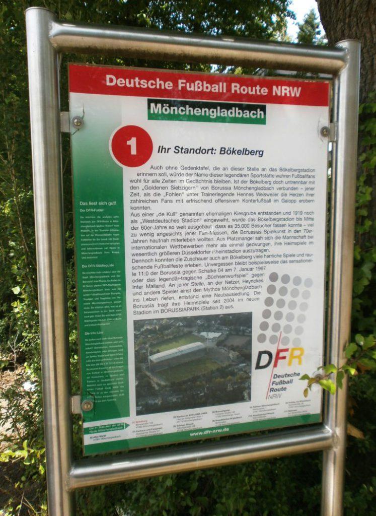 Bökelberg, Mönchengladbach
