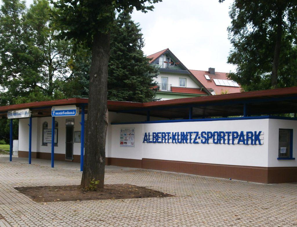 Albert-Kuntz-Sportpark, Nordhausen