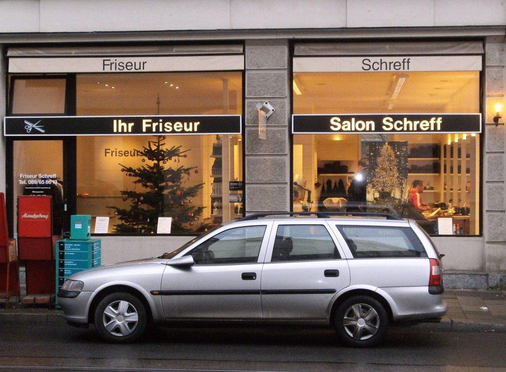 Georg Schwarzenbecks Kiosk, München