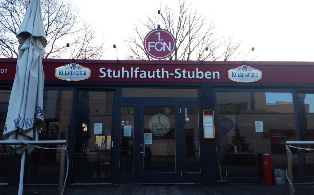 Stuhlfauth-Stuben, Nürnberg