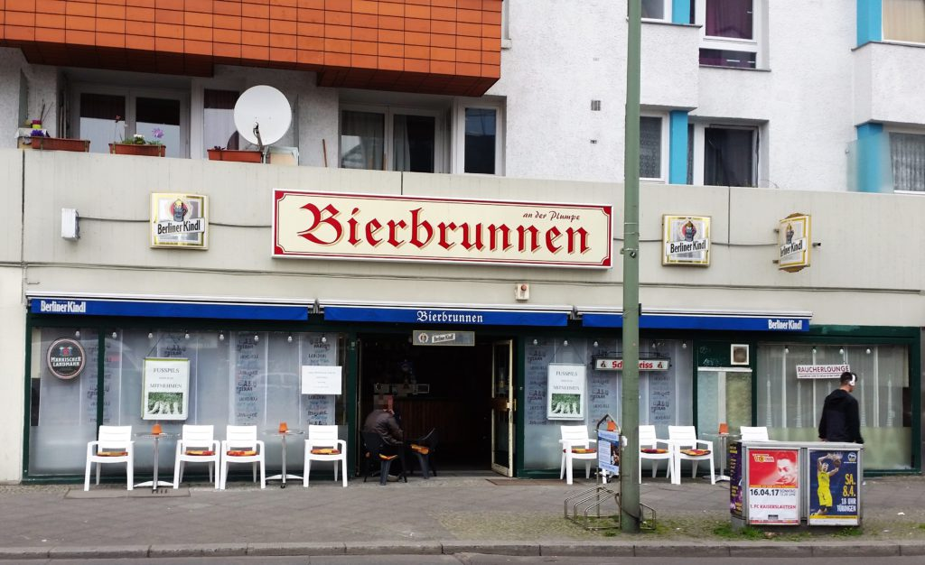 Bierbrunnen an der Plumpe, Berlin-Wedding