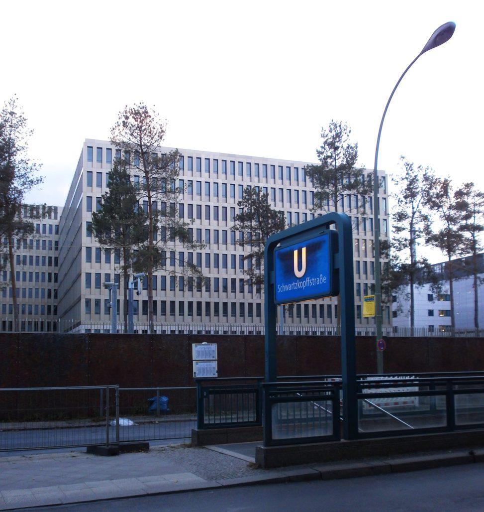 Stadion der Weltjugend, Berlin-Mitte
