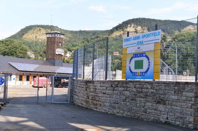 Ernst-Abbe-Sportfeld, Jena