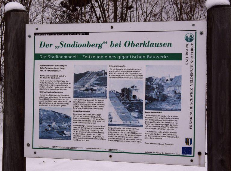 Deutsches Stadion, Oberklausen