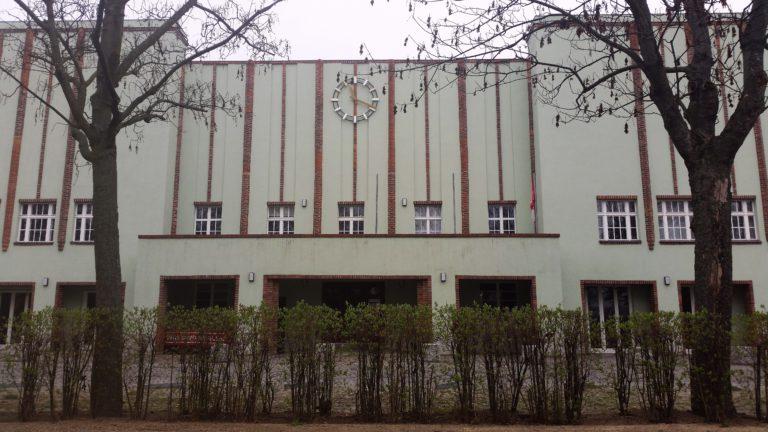 Poststadion, Berlin-Moabit