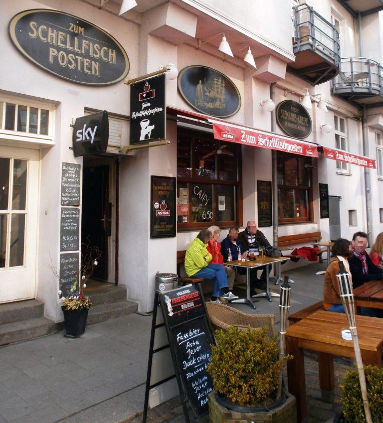 Schellfischposten, Hamburg-Altona