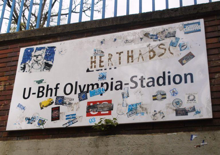 Olympiastadion, Berlin-Charlottenburg
