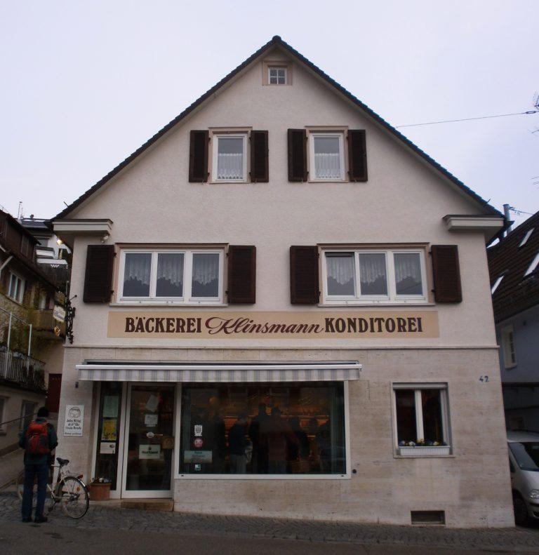 Bäckerei Klinsmann, Stuttgart-Botnang