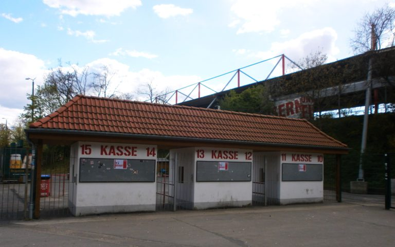 Stadion Alte Försterei, Berlin