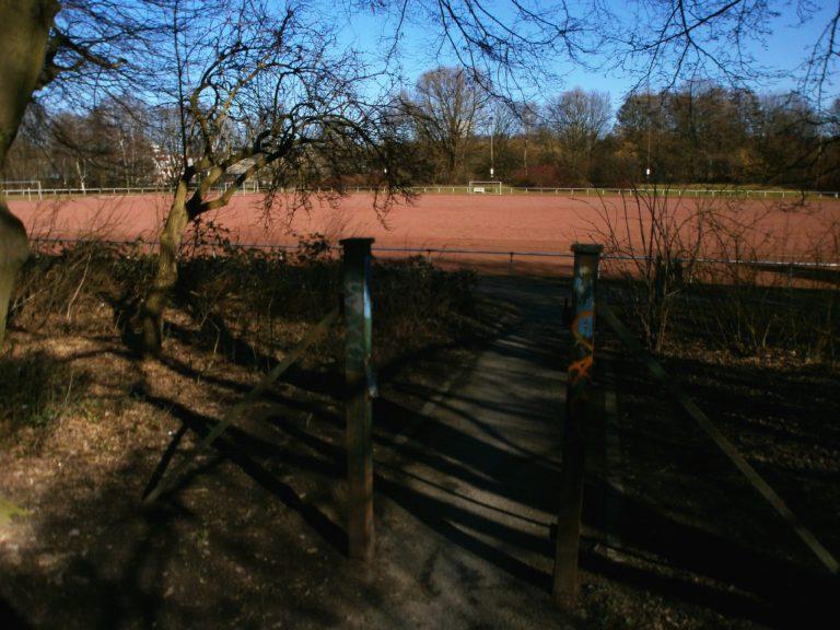 Sportplatz des SSV Hacheney, Dortmund-Hacheney