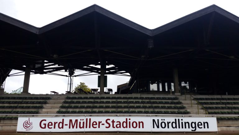 Gerd Müller-Stadion, Nördlingen