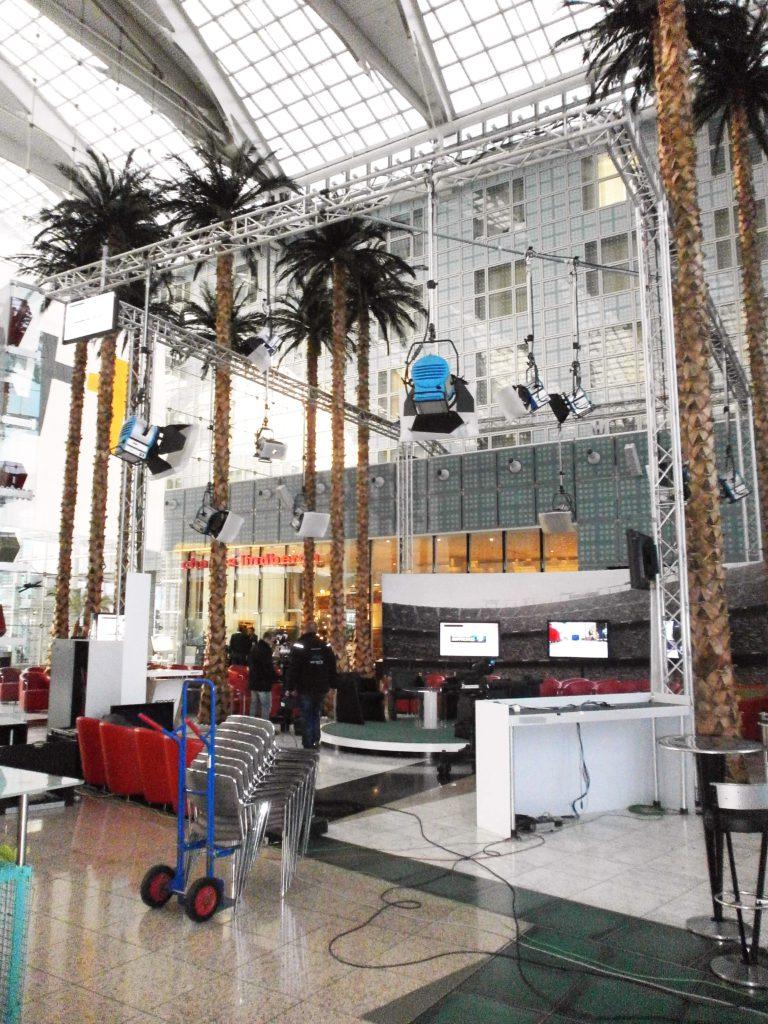 Airport Hotel Kempinski, München