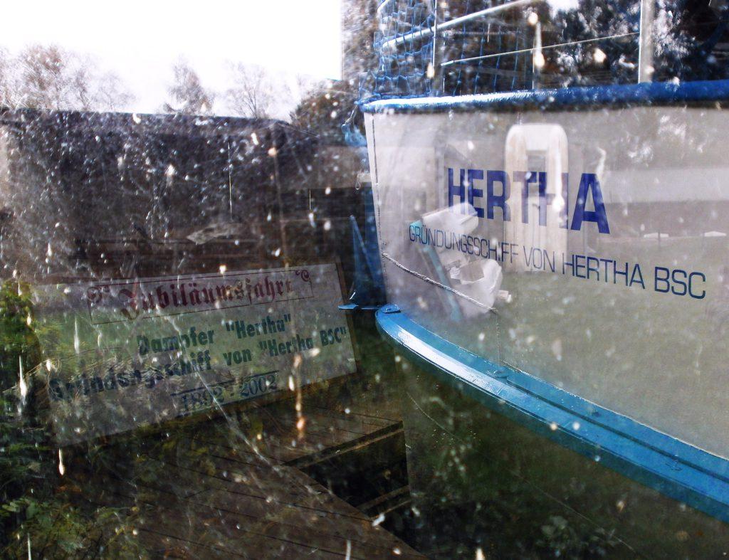 Fahrgastschiff Hertha, Wusterhausen