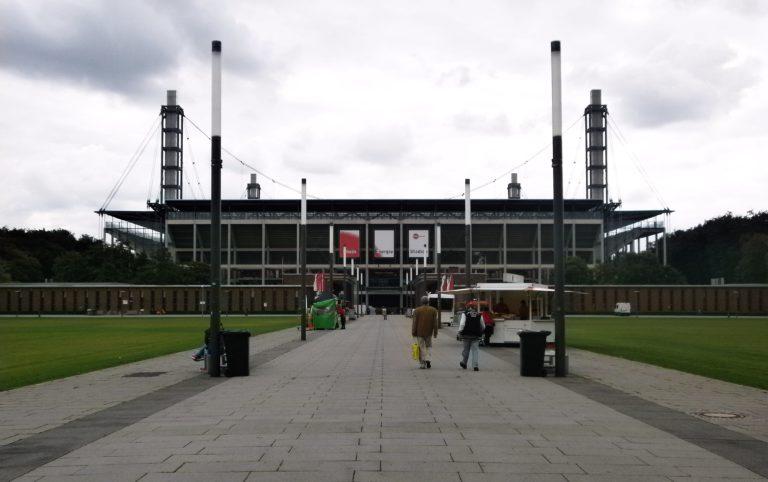 Die halbe Stunde vor dem Anpfiff in Köln