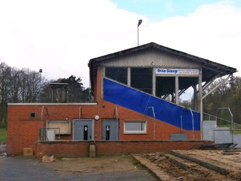 Stadion Wilschenbruch in Lüneburg