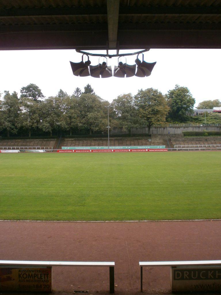 Jahn-Kampfbahn Walder Stadion, Solingen