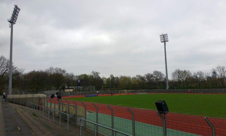 Mommsenstadion, Berlin