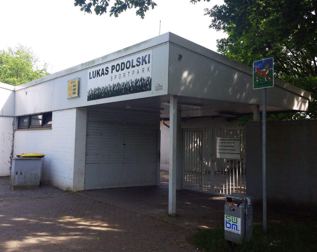Lukas-Podolski-Sportpark, Bergheim