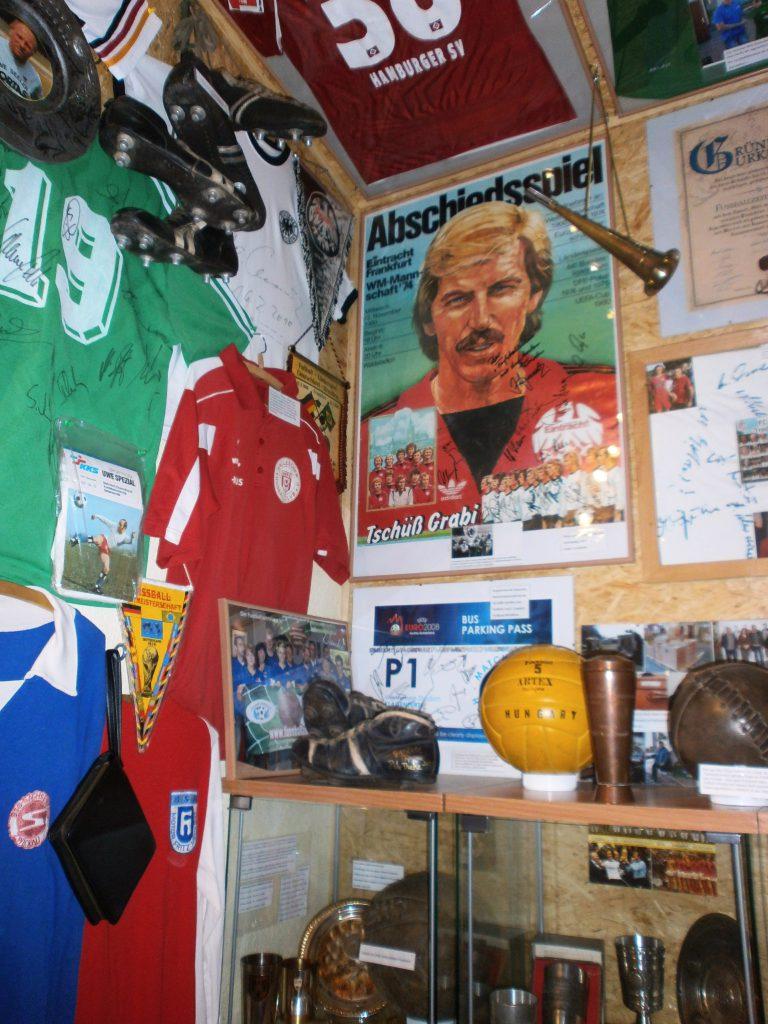 Fußballzeitreise, Bad Tabarz