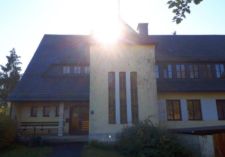 Palme-Trikotfabrik, Glashütten
