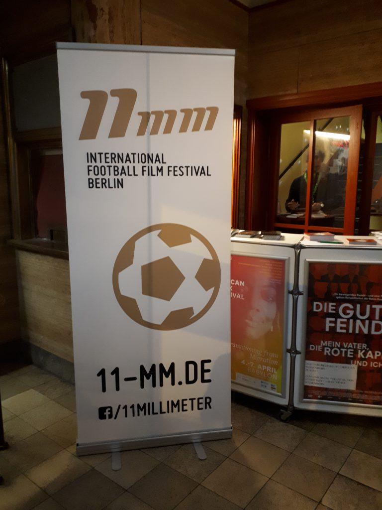 11mm Filmfestival, Berlin