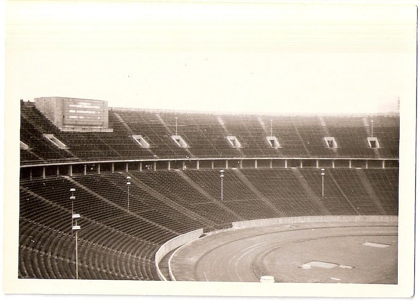 Altes Olympiastadion, Berlin