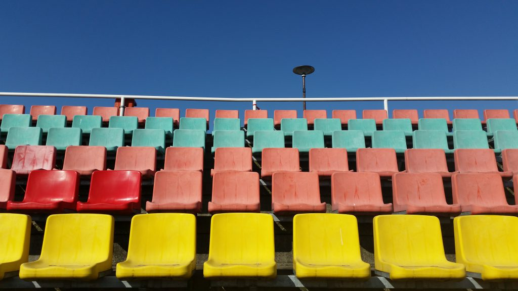 Jahn-Sportpark. Berlin