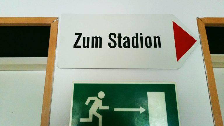 Ellenfeldstadion, Neunkirchen