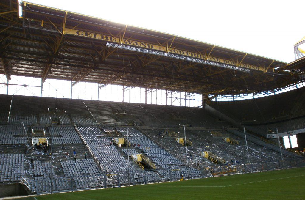 Gelbe Wand, Dortmund
