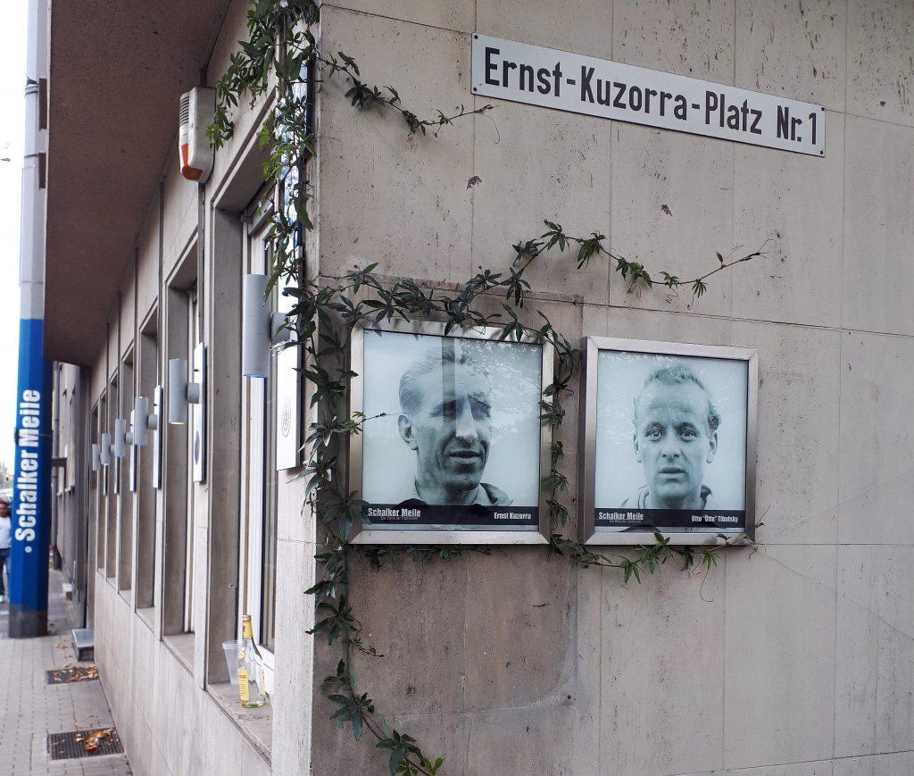 Mythos-Tour, Gelsenkirchen-Schalke