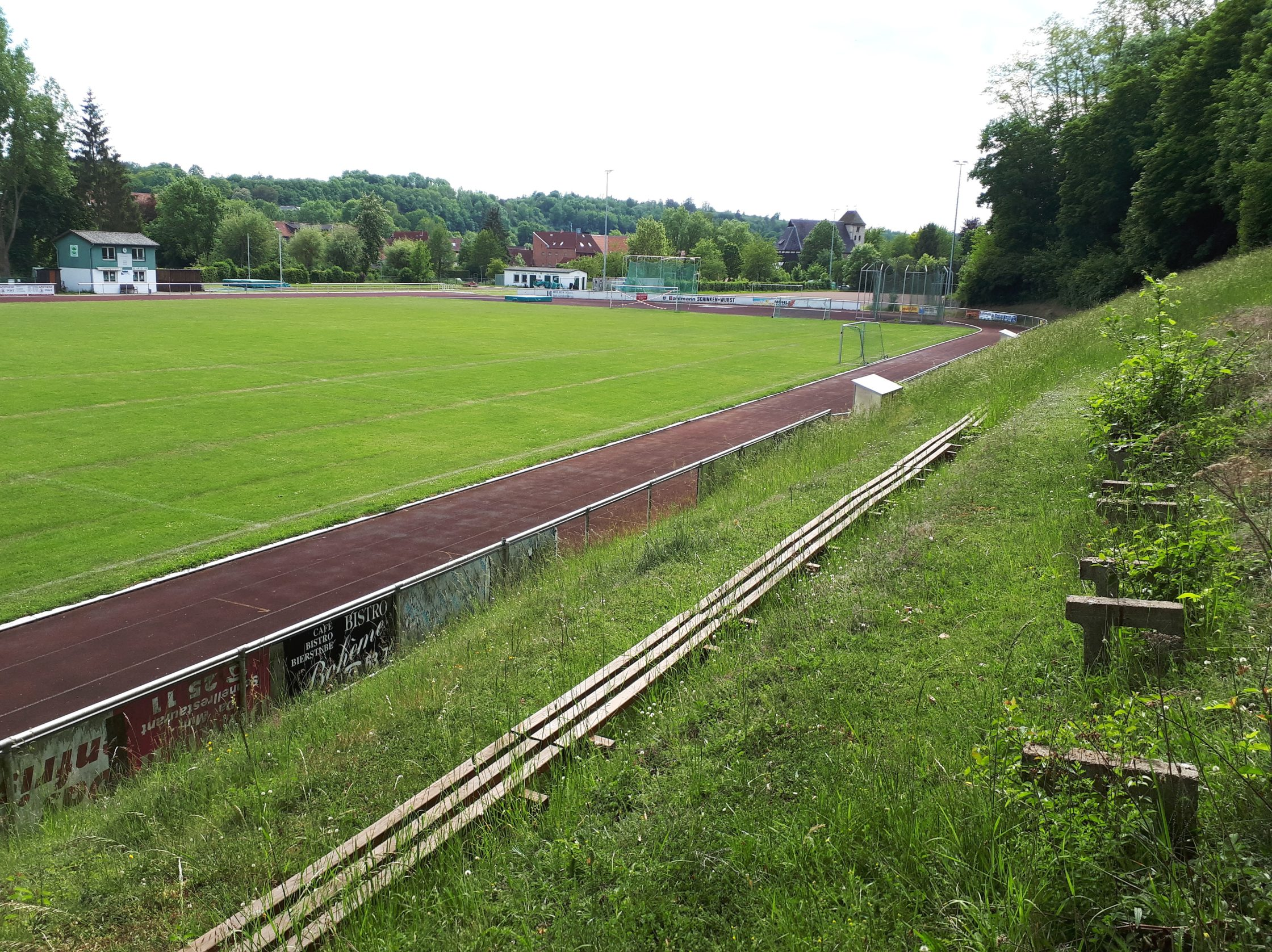 Rudolf-Cahn-von-Seelen-Stadion Bad Gandersheim