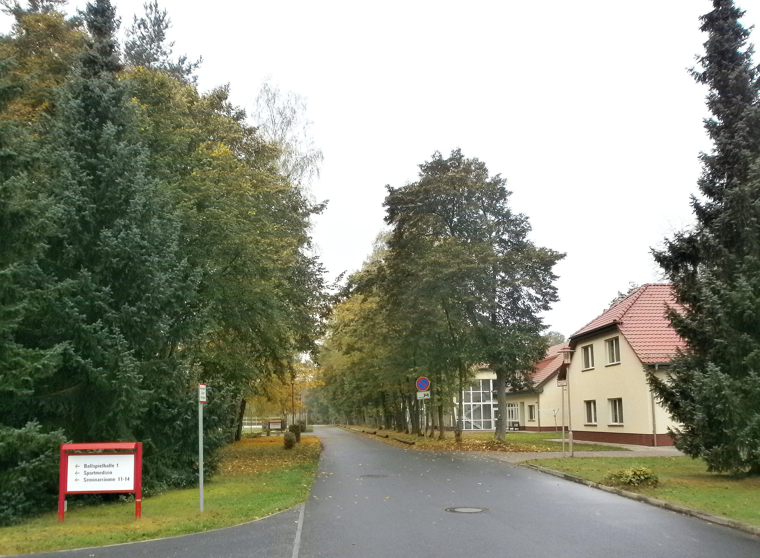 Sportschule Kienbaum