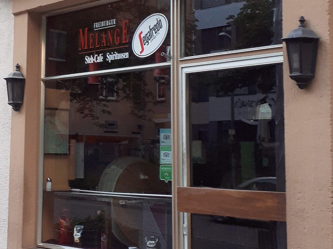 Café Melange, Freiburg im Breisgau