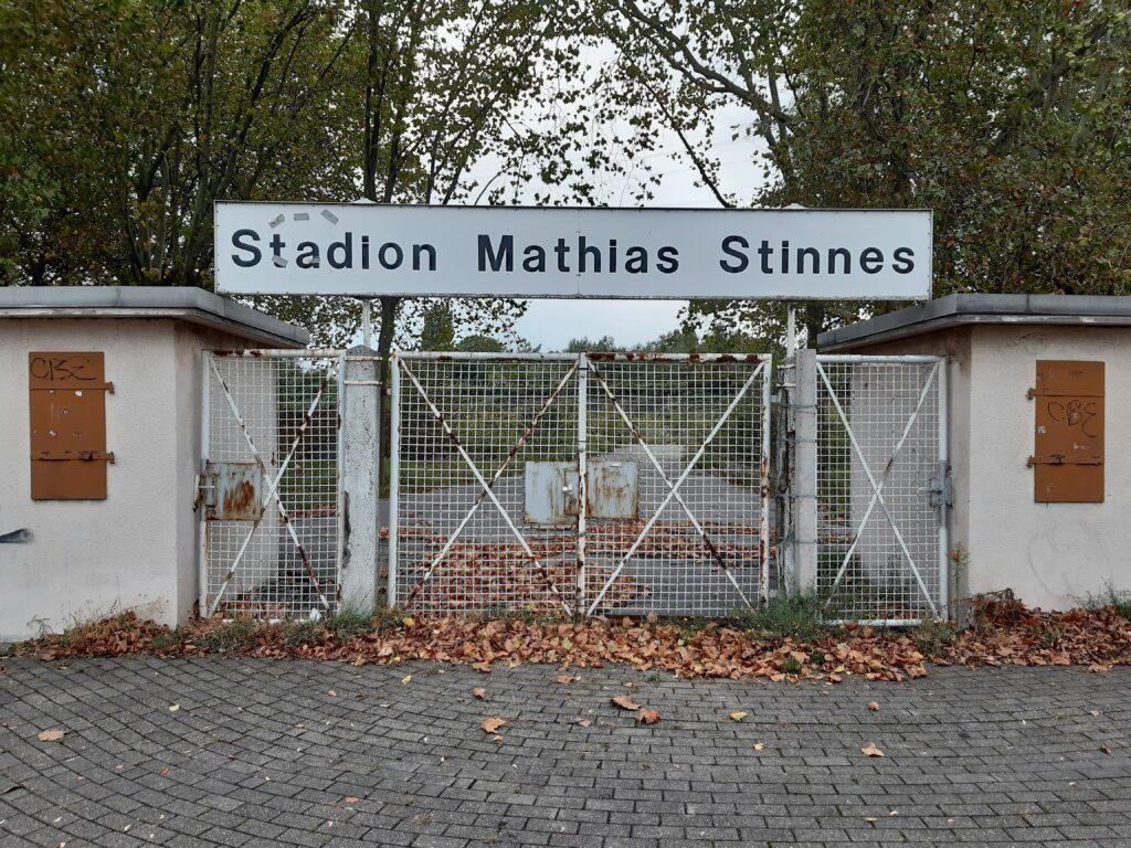 Stadion Mathias Stinnes, Essen