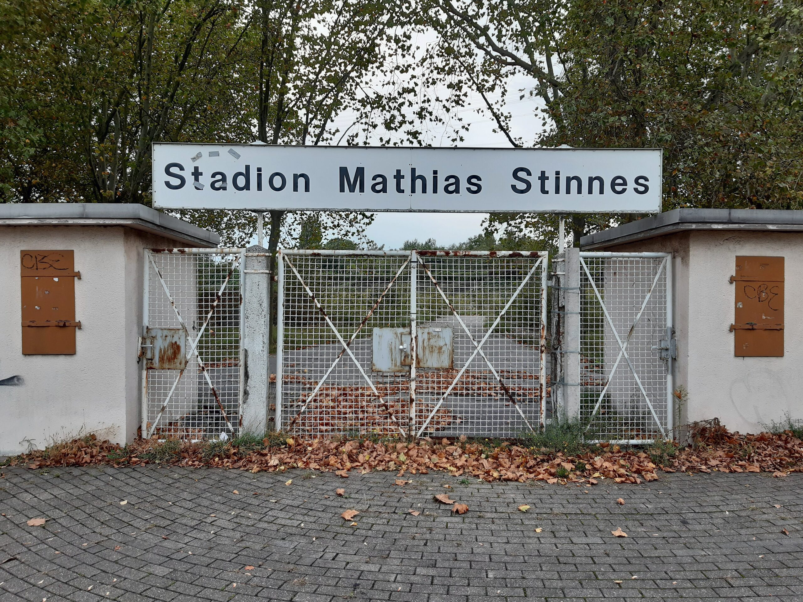 Stadion Mathias Stinnes, Essen