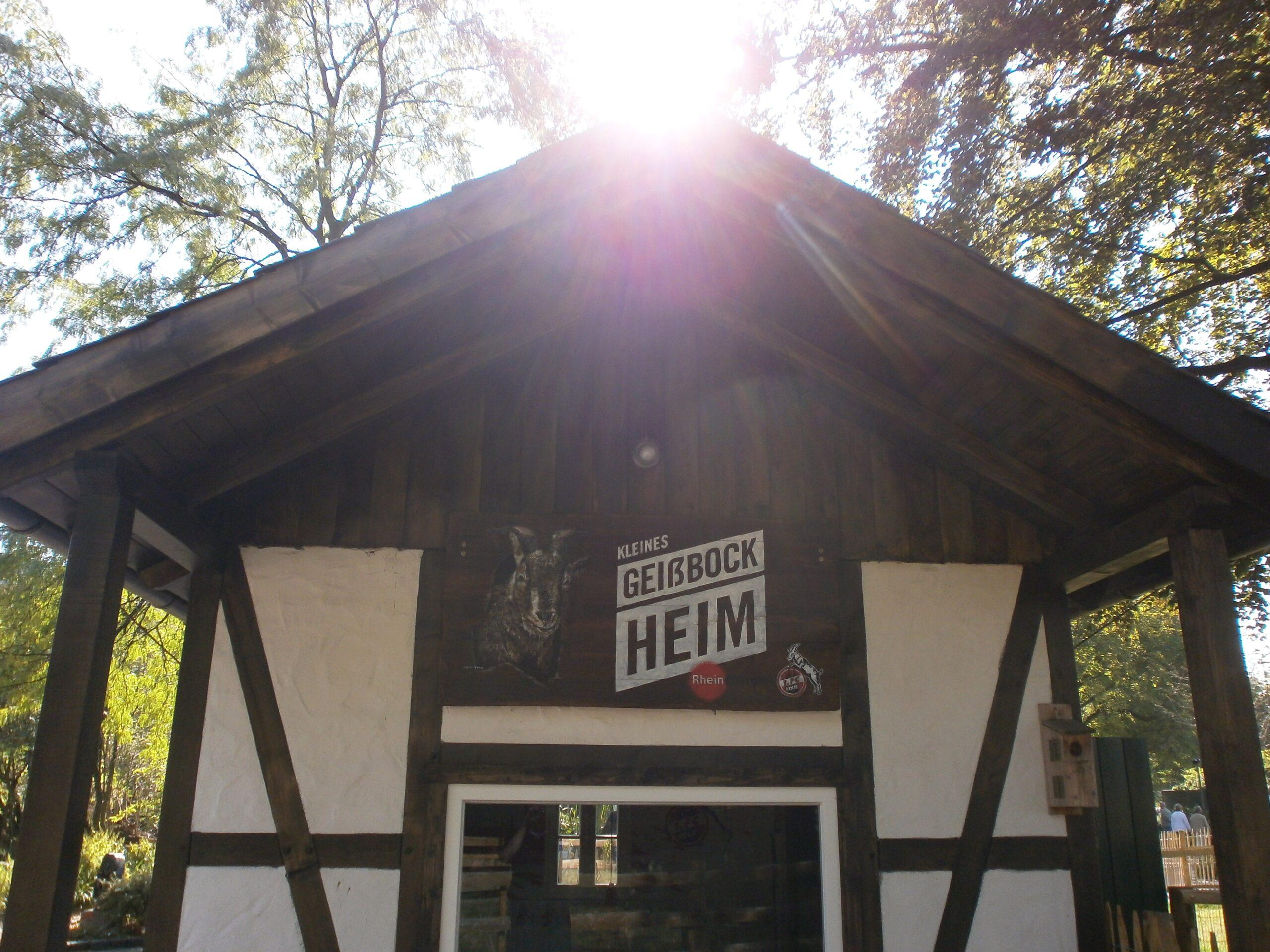 Das kleine Geißbockheim
