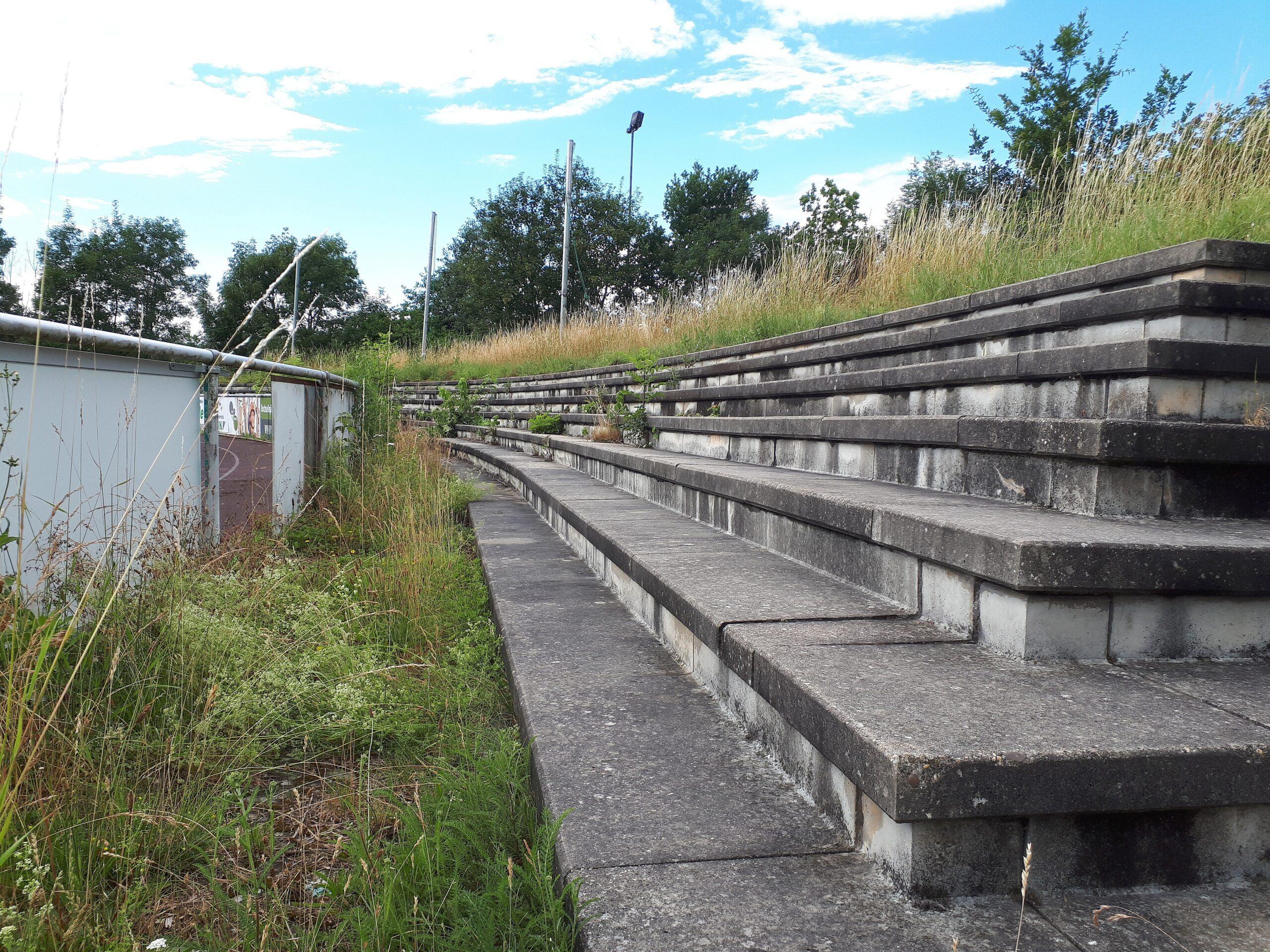 Das Friedrich-Ebert-Stadion