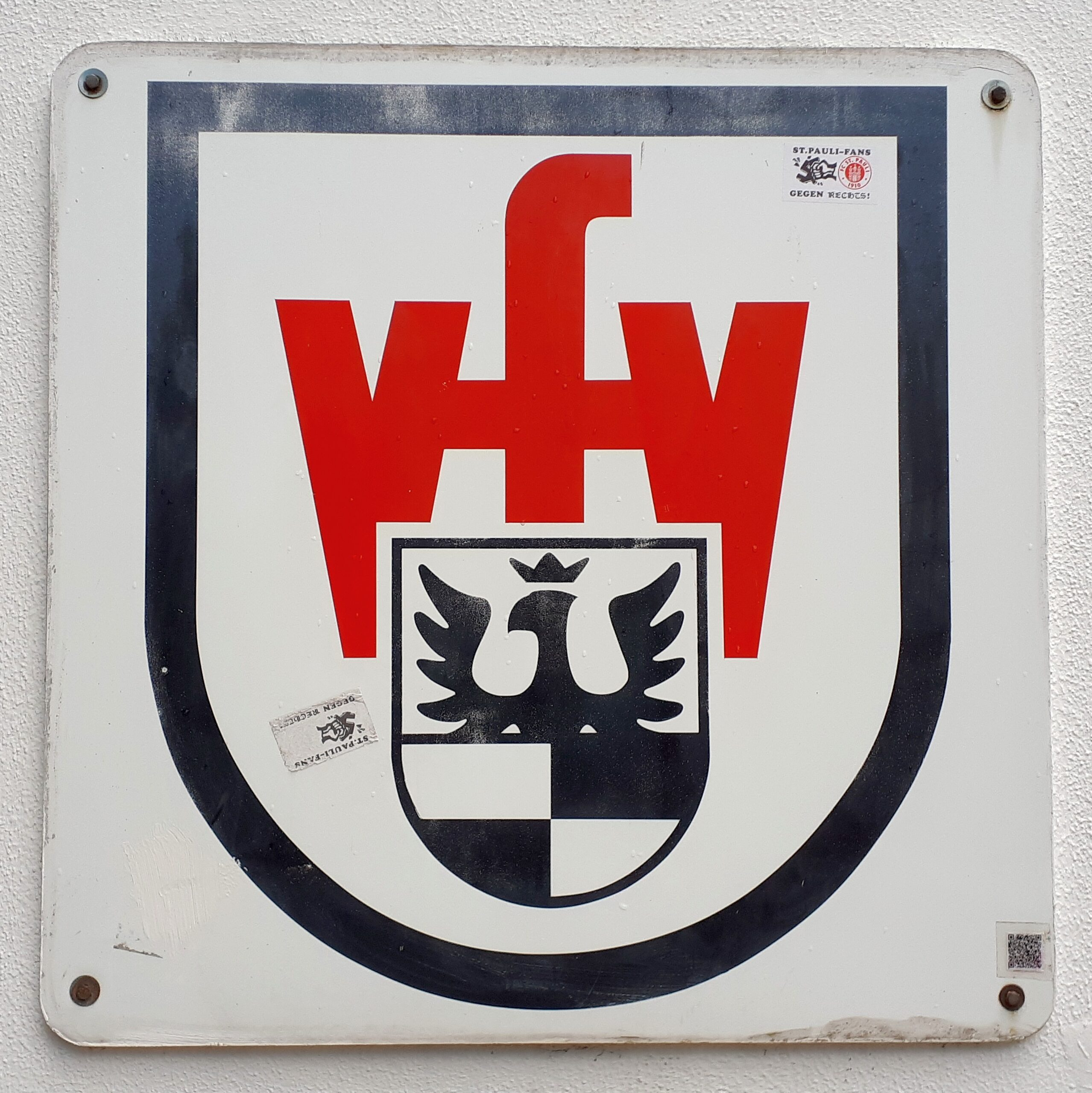 Der VfV Hildesheim ist der Hausherr im Ebert-Stadion