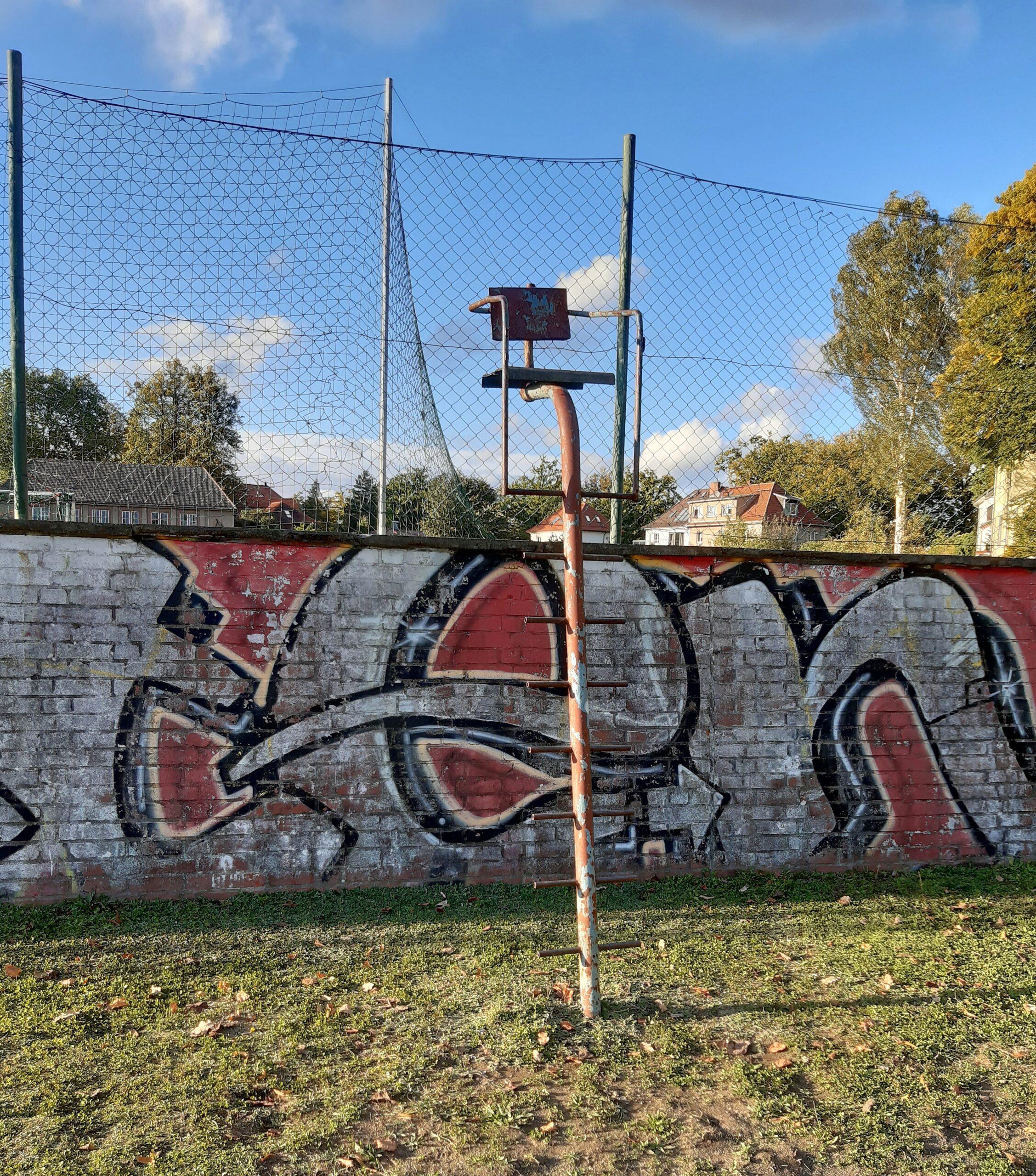 Der Sportpark Paulshöhe in Schwerin